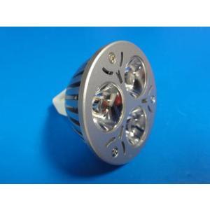 電子工作に!LED電灯電子工作キットB 3W(白熱球約20Wに相当)級LED電灯をつくろう!DC12V電源系列<kit-001>|sapporo-boueki
