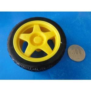<学校用・学習用ギアードモーター用タイヤ><ギアードモーター用タイヤ>1個入<kit-133>|sapporo-boueki
