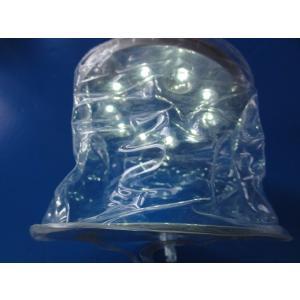 <太陽電池式LED防水照明>水に浮く!空気で膨らませるタイプ太陽電池式LED防水照明 LED10灯<led-000>|sapporo-boueki