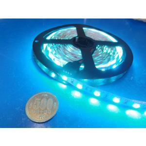 <LEDテープ5m 延長可 RGB 色変化のみ 流れなしLEDテープ>LEDテープ長さ約5m 幅9mm<led-061>|sapporo-boueki