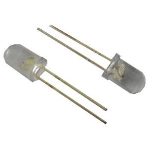 <LED工作に最適!LED φ5mm・黄色>10本入<led-114>