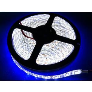 <ショーケースLED照明 防水両面テープ付 白LED照明12V用><電線約5m><led-370>|sapporo-boueki