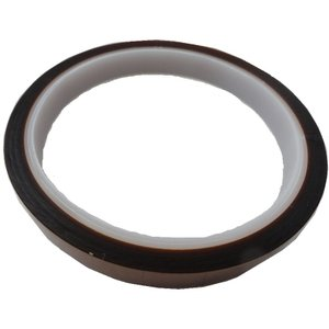 カプトンテープ ポリイミド絶縁耐熱テープ 幅約12mm 長さ約20m<ppb-063>|sapporo-boueki