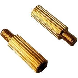 M2 黄銅スペーサー メネジオネジ<メネジオネジ M2×10mm><pps-544>