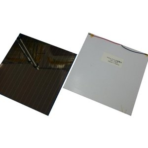 <B級品 現品限り3N アモルファス太陽電池><アモルファス太陽電池 7.5V 110mA 約152×約152mm 3N>1枚入<psp-033>|sapporo-boueki