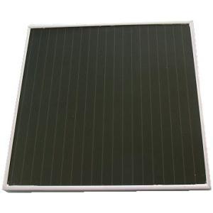 アルミフレーム太陽電池 5W 23V 218mA 約316×325×厚18mm 1枚入<psp-121>|sapporo-boueki