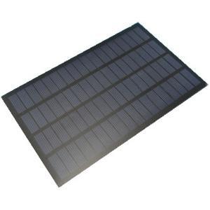 薄型電子工作用小型太陽電池 194×120mm 18V 200mA 1枚入<psp-181>|sapporo-boueki