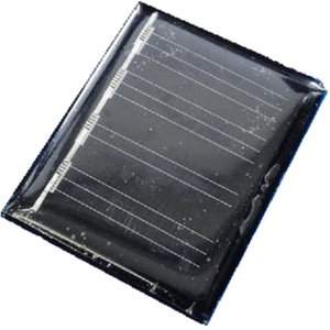 工作用太陽電池 約45×35mm  2V 50mA 1枚入<psp-200>|sapporo-boueki