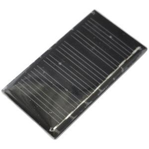 <シリコン単結晶・太陽電池販売・通販>電子工作用小型太陽電池<70x38mm 3v 80mA>1枚<psp-302>|sapporo-boueki