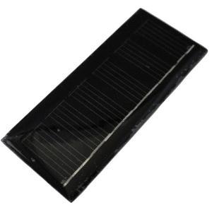工作用太陽電池 約90x38mm 3v 100mA 1枚入<psp-303>|sapporo-boueki