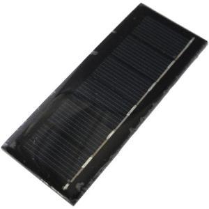 工作用太陽電池 約100x40mm 3v 120mA 1枚入<psp-304>|sapporo-boueki