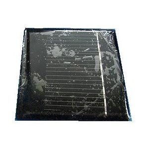 <シリコン単結晶・太陽電池販売・通販>電子工作用小型太陽電池<55x55mm 4v 60mA>1枚<psp-400>|sapporo-boueki