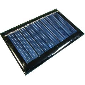 <シリコン単結晶・太陽電池販売・通販>電子工作用小型太陽電池<65x42mm 5v 50mA>1枚<psp-501>|sapporo-boueki