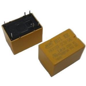 <2.54mmピッチ1回路小型リレー 3V動作 HUI KE製 HK4100F-DC3V-SHC 1回路>2個入<rel-005> sapporo-boueki