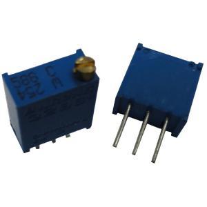 <多回転半固定ボリューム 縦型><2.54mmピッチ 103 10kΩ>2個入<res-090>|sapporo-boueki
