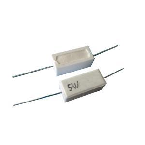 <5Wセメント抵抗通販・販売><5Wセメント抵抗 3.3kΩ ±5%>2個入<res-105>|sapporo-boueki