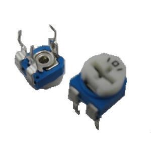 <ボリューム通販・販売>可変抵抗・ボリューム<可変抵抗・ボリューム 500Ω>10個<res-502>|sapporo-boueki