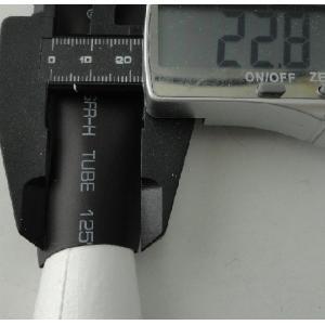 熱収縮チューブφ20mm 黒(実測約φ21.0mm)長さ約1m<suc-057>|sapporo-boueki|02