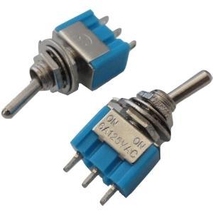 スイッチ トグルスイッチ 1回路2接点 (ON-ONタイプ)2個入<swp-091>|sapporo-boueki