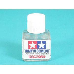 <タミヤ模型・楽しい工作通販・販売> タミヤセメント (角びん) (87003)<tam-000>|sapporo-boueki