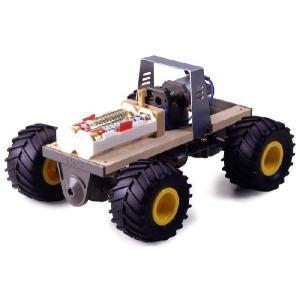 <タミヤ模型 楽しい工作>タミヤ <楽しい工作キット>4輪駆動車工作基本セット(70113)
