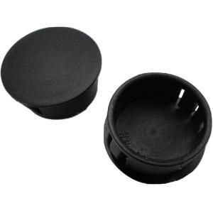 穴埋め・目隠しキャップ 穴の円の直径φ25mm 黒 SKT-25 5個入<yjp-0550> sapporo-boueki