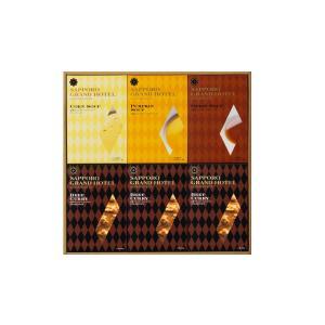 レトルトスープ・カレー詰合せ(6箱入) sapporograndhotel