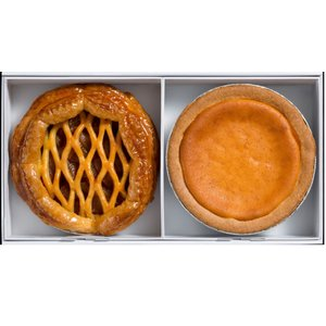 アップルパイ・ベイクドチーズケーキ詰合せ|sapporograndhotel