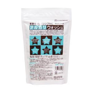 JANコード: 4982757811183 アルカリウォッシュ 3kg 重曹 セスキ炭酸ソーダ 家庭...