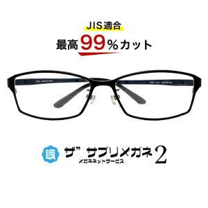 "【OEMザ""サプリメガネ2レンズ JIS規格適合メガネ】2359 sapurimegane"