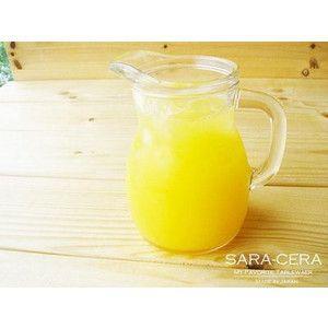 グラス ガラス ボルミオリ・ロッコ ビストロ ジャグ S 250CC ピッチャー麦茶 200440000075 (ピッチャー ポット)|sara-cera-y