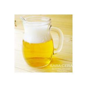 グラス ガラス ボルミオリ・ロッコ ビストロ ジャグ M 500CC ピッチャー   200440000076  お取り寄せ商品|sara-cera-y