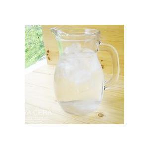 グラス ガラス ボルミオリ・ロッコ ビストロ ジャグ L 1 000CC ピッチャー   200440000073  お取り寄せ商品|sara-cera-y
