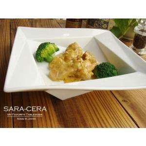 21日までSALE価格!洋食器 sara-ceraレシピ チキンのコーン煮〜プリズンカクテル パスタサラダボウル 200280000205 (お取り寄せ商品)|sara-cera-y