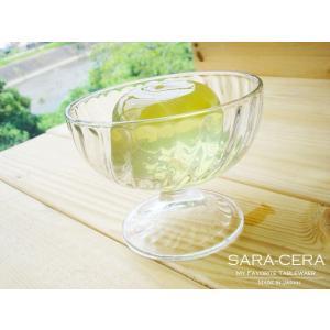 お盆休みセール!グラス ガラス モールサンデー L (200440000037)   お取り寄せ商品|sara-cera-y
