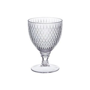 洋食器 6個セットROSETTE ワイングラス CL クリア (プラスチック アクリル 割れない) sara-cera-y