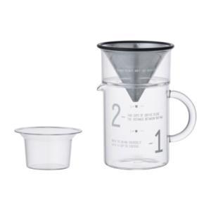SLOW COFFEE STYLE コーヒージャグセット 300ml おしゃれ シンプル|sara-cera-y