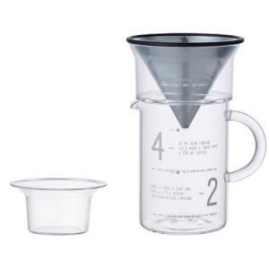 SLOW COFFEE STYLE コーヒージャグセット 600ml おしゃれ シンプル|sara-cera-y