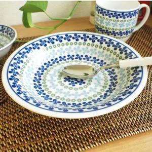 洋食器 5枚セットポーリッシュ garland ガーランド カレープレート ポーランド食器|sara-cera-y
