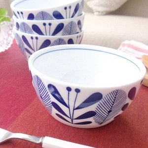 洋食器 4個セット オーランド ボール中鉢  sara-cera-y