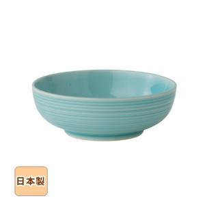 21日までSALE価格!トルコブルー青磁 千段 ボール13cm 和食器 日本製 美濃焼|sara-cera-y