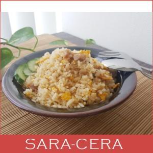 中華大好き とろ〜り玉子の天津丼 天目 どんぶり|sara-cera-y