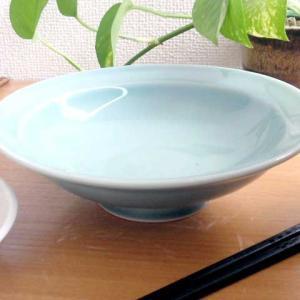 (欠品中 11月上旬頃入荷予定)中華大好き 野菜たっぷり中華丼 青磁 どんぶり|sara-cera-y