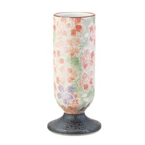 21日までSALE価格!有田焼 ナデシコシリーズ お花立て 花器 フラワーベース|sara-cera-y