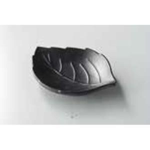 21日までSALE価格!越前塗 11.5cm 木の葉 小皿 メラミン樹脂日本製|sara-cera-y
