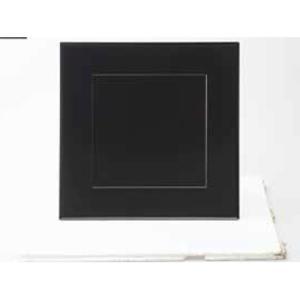12/20までSALE!越前塗 33cm 炉緑盆 ランチョンマットブラック テーブルマット ABS樹脂 ウレタン塗装 日本製 sara-cera-y