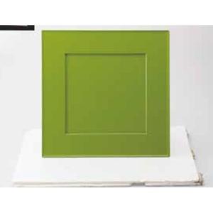 21日までSALE価格!越前塗 33cm 炉緑盆 ランチョンマットグリーン テーブルマット ABS樹脂 ウレタン塗装 日本製|sara-cera-y
