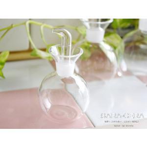ガラス 耐熱ガラス ソースボトル S|sara-cera-y