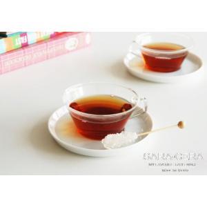 グラス ガラス CAST ティーカップ&ソーサー 人気の耐熱ガラス製 200150000047|sara-cera-y