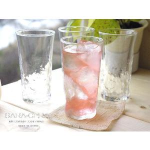 お盆休みセール!グラス ガラス 4個セット 和の硝子一口グラスタンブラー 〔お取り寄せ商品〕|sara-cera-y